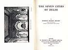 Seven Cities of Delhi